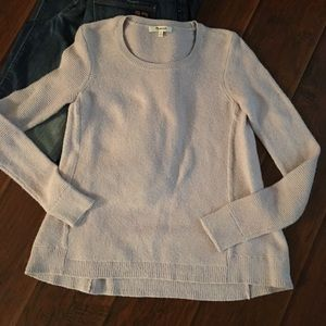 Madewell Riverside Texture Sweater Pullover XS